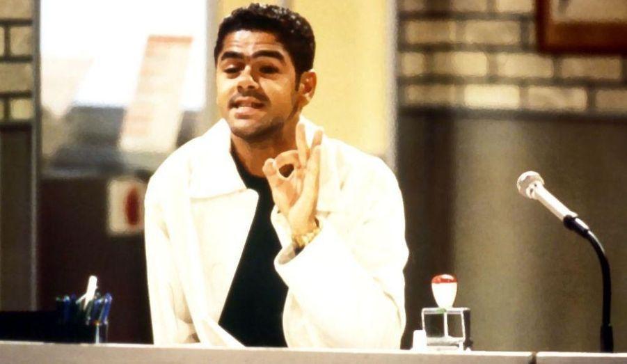 Après un passage par Radio Nova et Paris Première, il débarque sur Canal + qui lui donne sa première grande chance avec Le cinéma de Jamel en 1998 – une série de sketch tordant en forme de critique de films. Puis il deviendra, aux côtés d'Eric et Ramzy, l'un des principaux personnages de H, la sitcom de la chaîne cryptée.