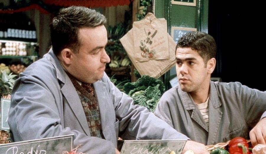 Jamel est nominé au César du meilleur acteur dans un second rôle, pour le film de Jean-Pierre Jeunet en 2002.