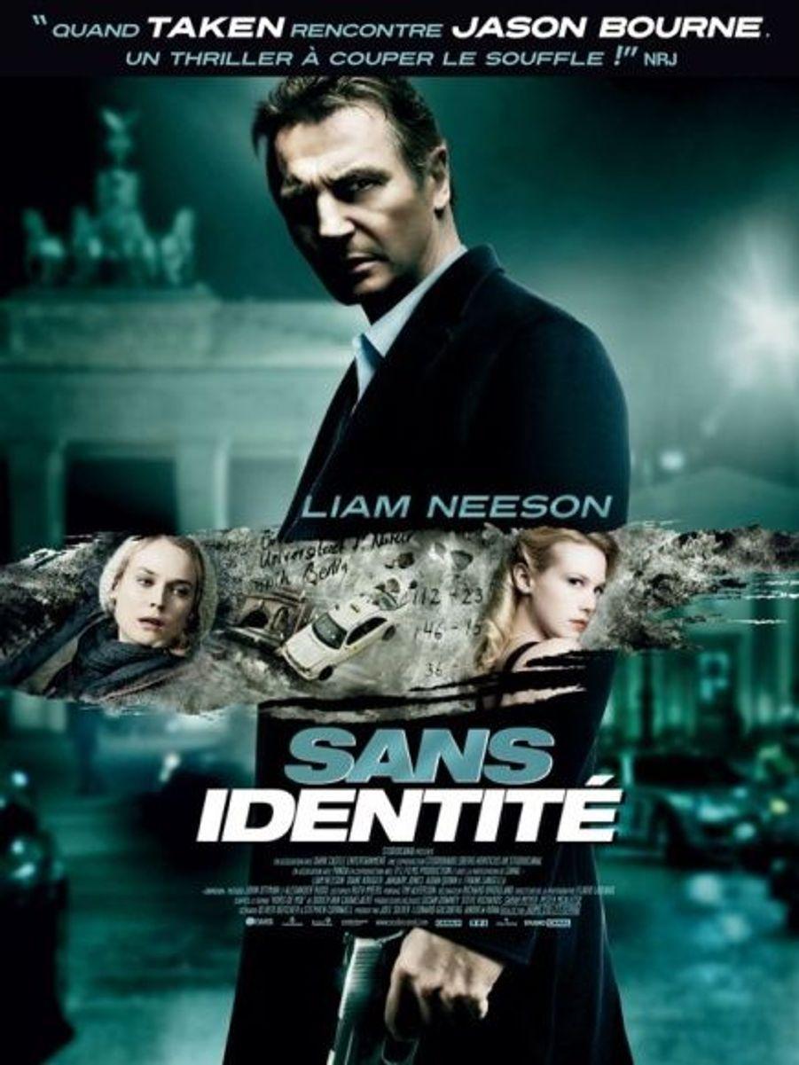 January Jones a partagé l'affiche en début d'année 2011 avec Liam Neeson et Diane Kruger dans le film Sans identité. Un thriller haletant où un homme est à la recherche de son passé et de sa femme, interprétée par January Jones.