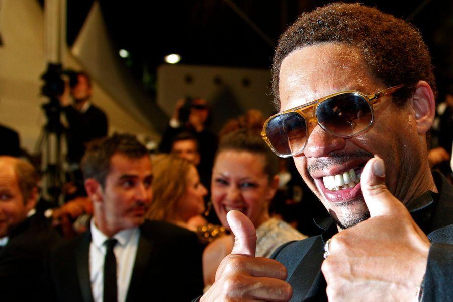 """En compétition officielle à Cannes avec """"Le bal des actrices"""", en 2011"""