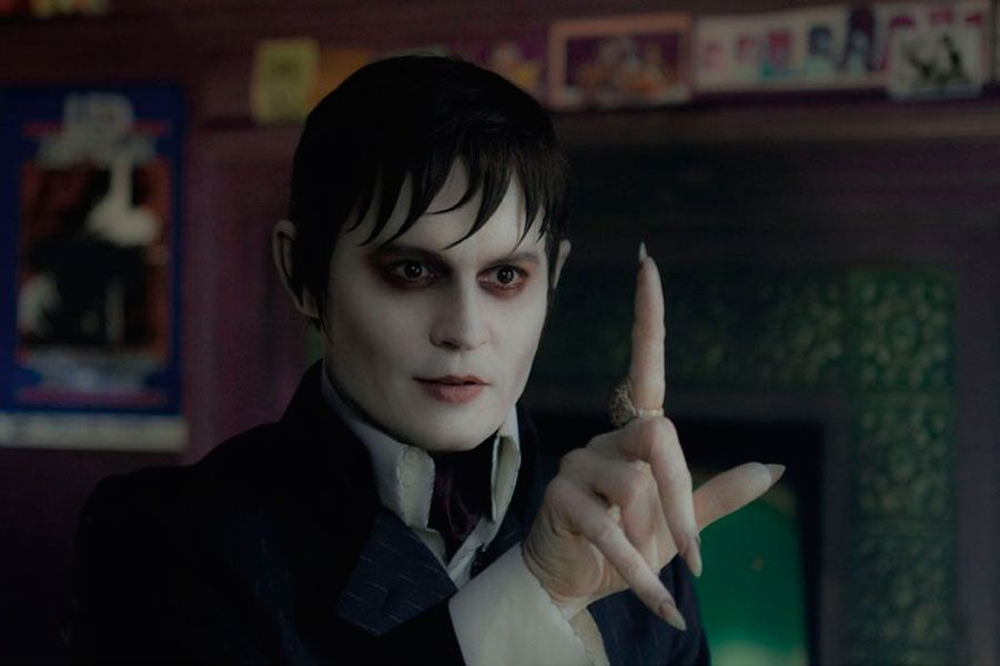 Johnny Depp dans «Dark Shadows»