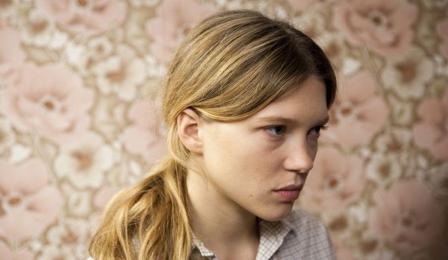 Léa Seydoux est aujourd'hui à l'affiche dans le premier film remarqué de Rebecca Zlotowski.
