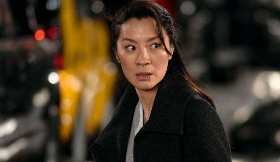 "Michelle Yeoh enchaîne ensuite avec ""Babylon A.D."" de Mathieu Kassovitz."