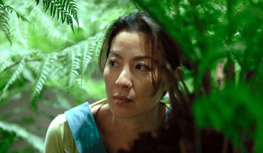 """Michelle Yeoh est aussi à l'aise dans le registre de la science-fiction, comme elle le prouve dans """"Sunshine"""" de Danny Boyle."""