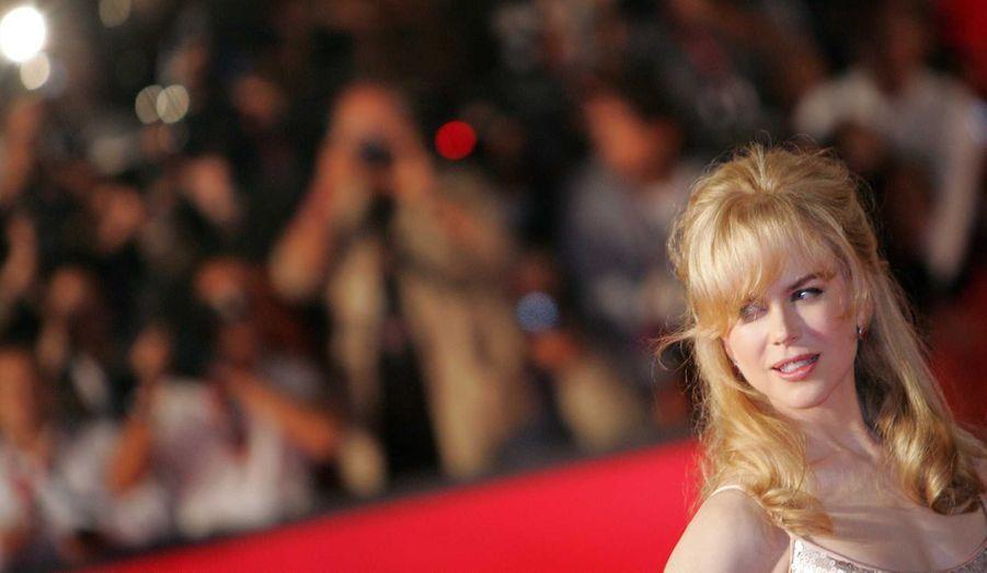 """Notre grand rendez-vous glamour du dimanche revient cette semaine sur la carrière de la splendide actrice australo-américaine Nicole Kidman, aujourd'hui âgée de 45 ans et actuellement en plein tournage de """"Grace de Monaco""""."""