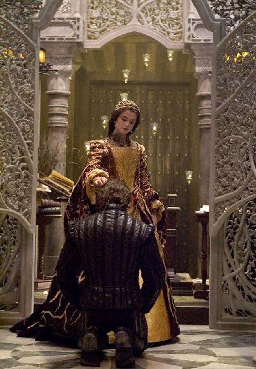 En 2006, Rachel Weisz tient le rôle d'Isabella dans «The Fountain», devant la caméra de Darren Aronofsky.