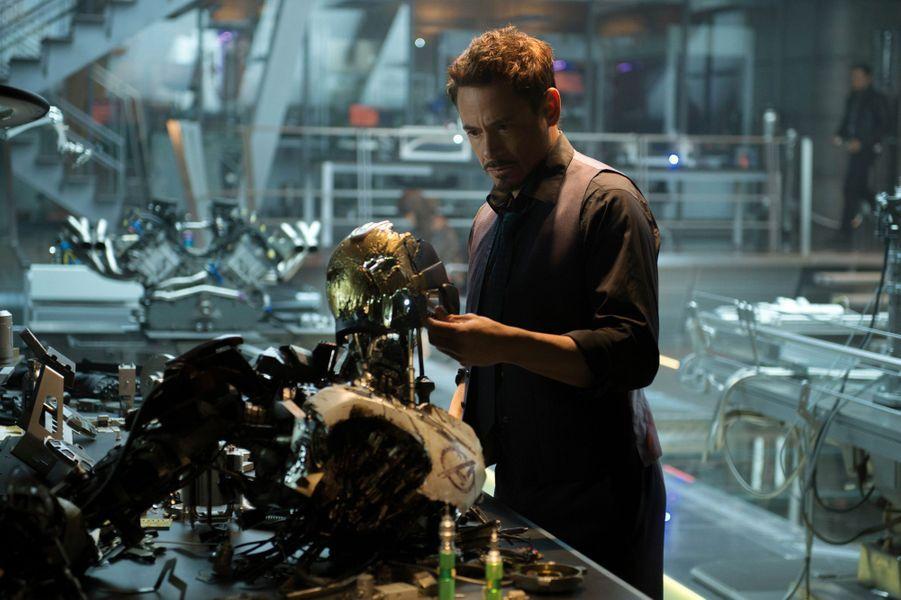 """""""Avengers : l'ère d'Ultron"""", 2015"""