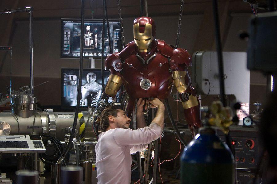 """Iron Man"", 2008"