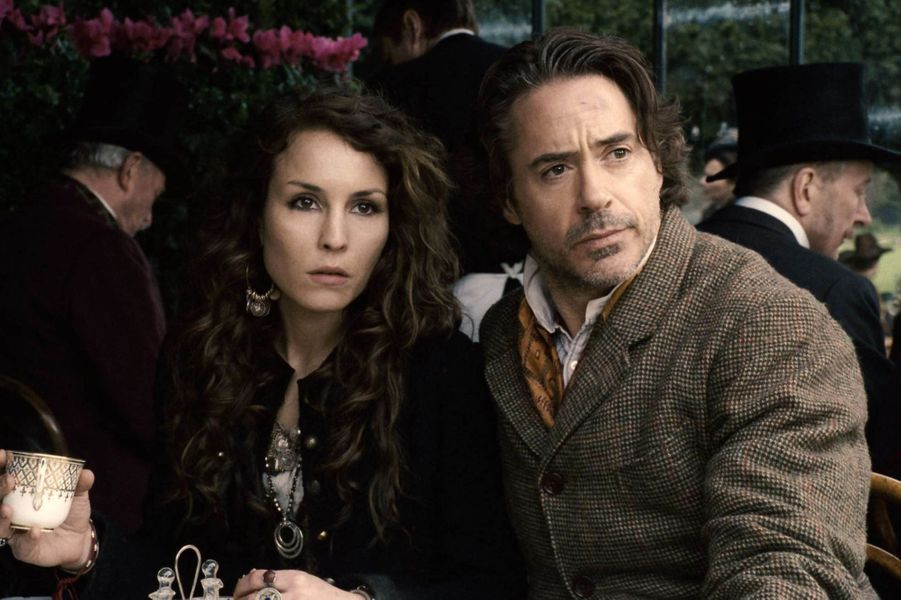 """Sherlock Holmes 2"", 2011"