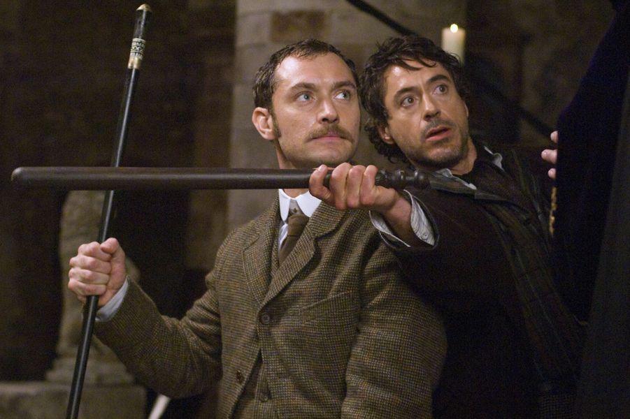 """Sherlock Holmes"", 2009"