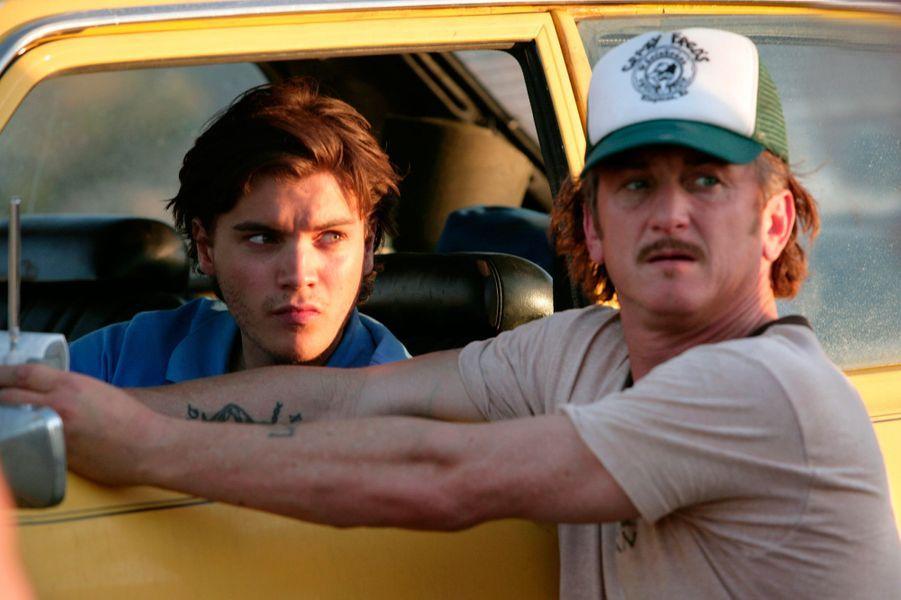 """Sur le tournage de """"Into The Wild"""", 2007"""