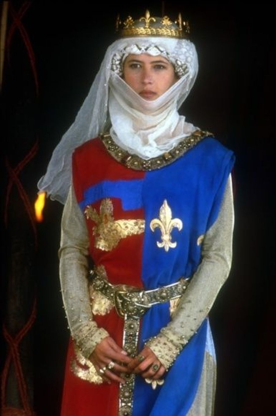 Sophie Marceau entame alors une carrière américaine et tient un second rôle dans le chef d'oeuvre de Mel Gibson aux nombreux Oscars.