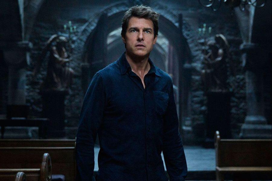 "Tom Cruise dans ""La momie"""