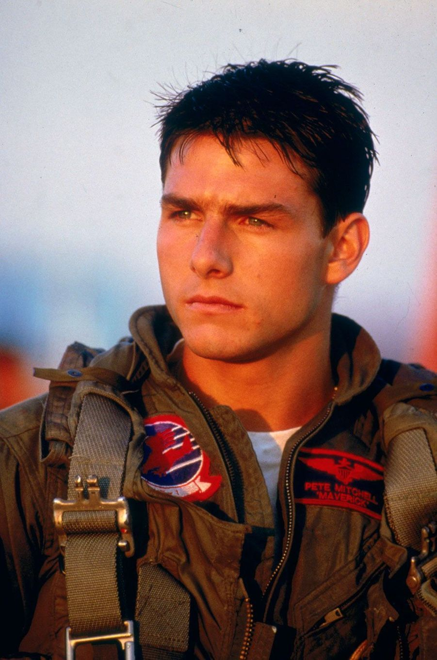 "Tom Cruise dans ""Top Gun"""