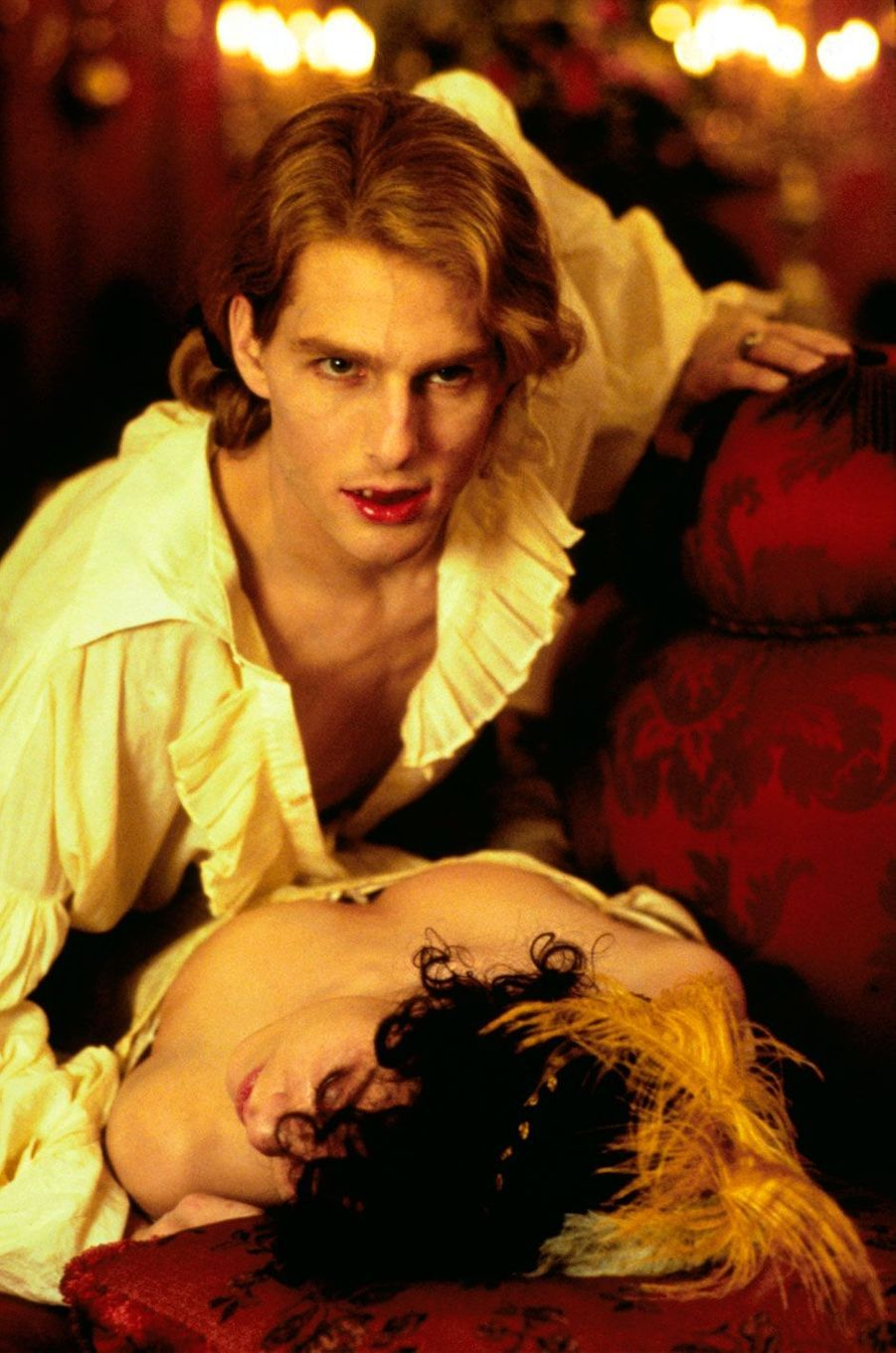 "Tom Cruise dans ""The Vampire"""