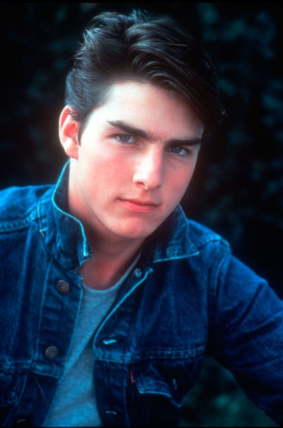 "Tom Cruise dans ""Outsiders"""