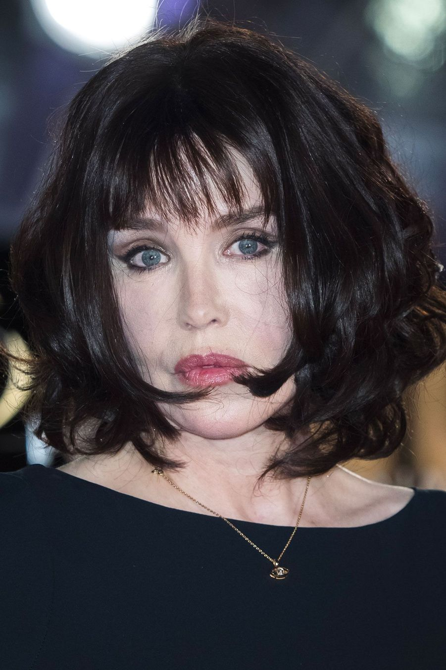 Isabelle Adjani au festival international du film de Marrakech