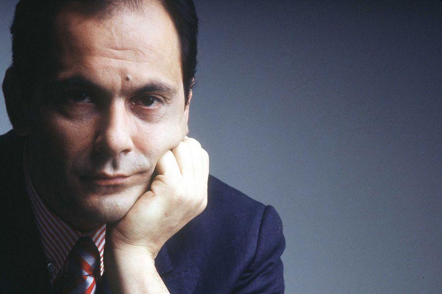 Jean-Pierre Bacri en 1987.
