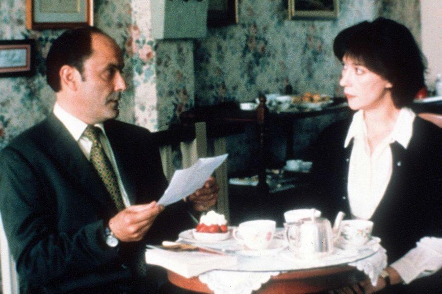 Jean Pierre Bacri et Anne Alvaro dans «Le Goût des autres» en 2000.