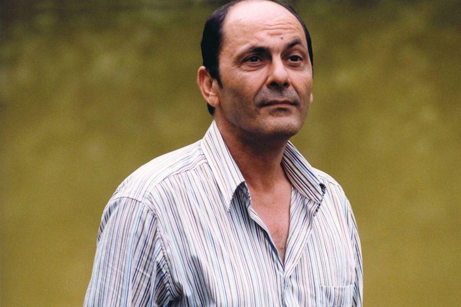 Jean-Pierre Bacri dans «Les sentiments», en 2003.