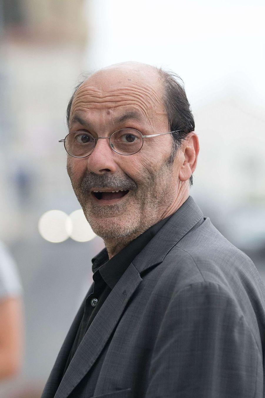 Jean-Pierre Bacri en 2017.