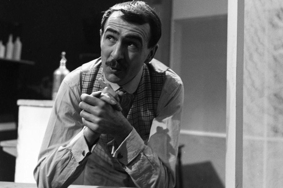 Jean-Pierre Marielle dans «Notre petite ville», en 1959.