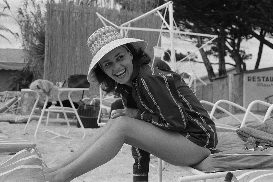 Saint-Tropez, mars 1961