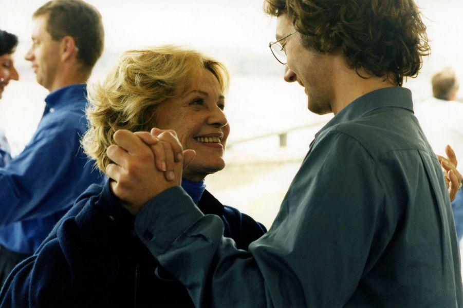 """2002: """"Cet amour-là""""deJosée Dayan"""