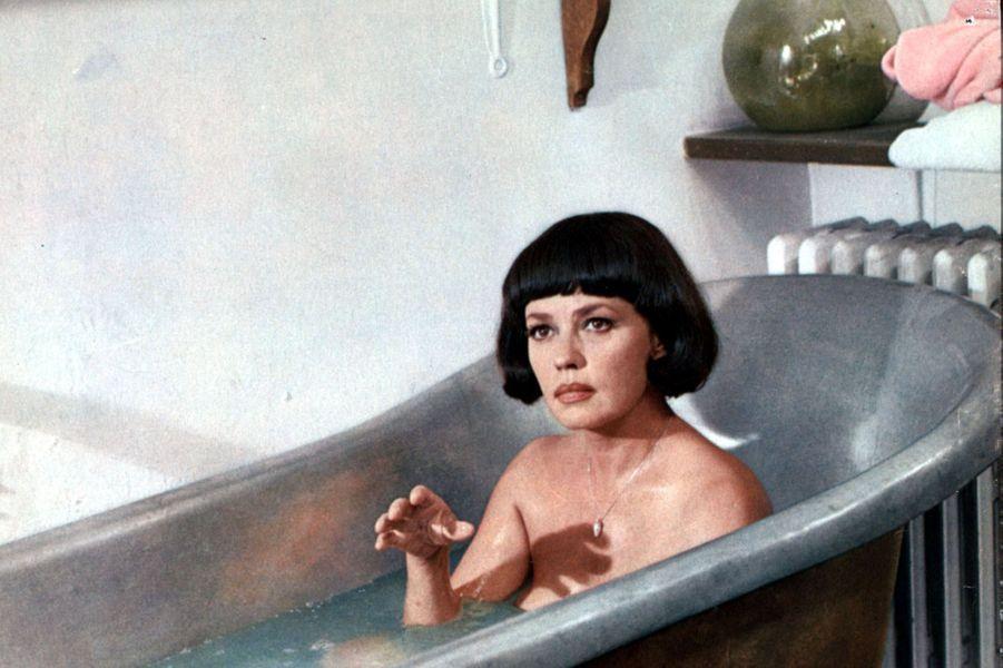 """1967: """"La mariée était en noir""""deFrançois Truffaut"""
