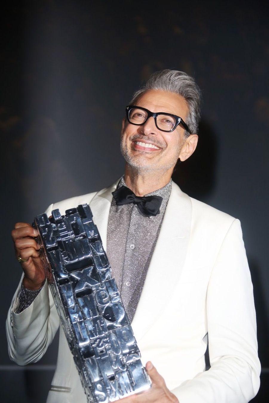 Jeff Goldblum Au Festival Du Film Américain De Deauville 1