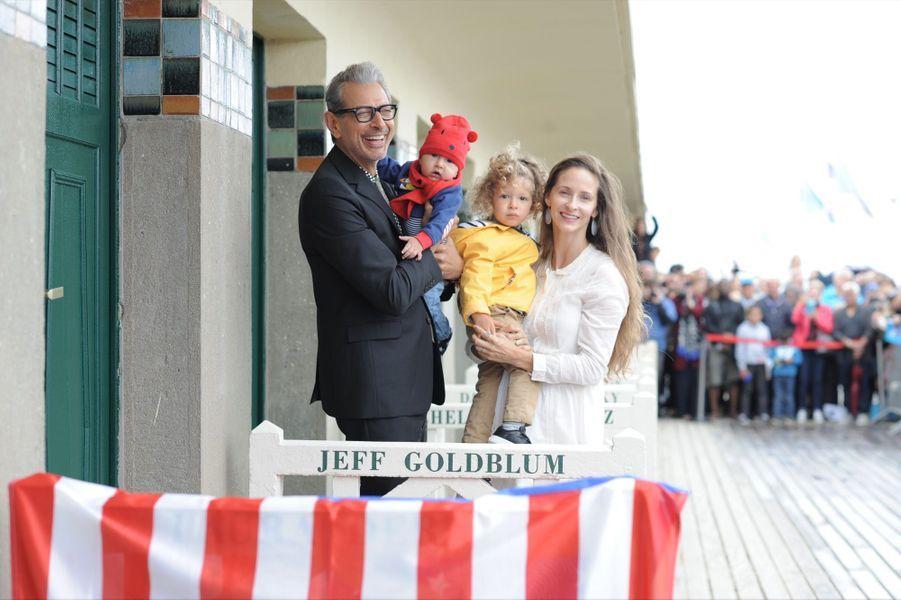 Jeff Goldblum Au Festival Du Film Américain De Deauville 11