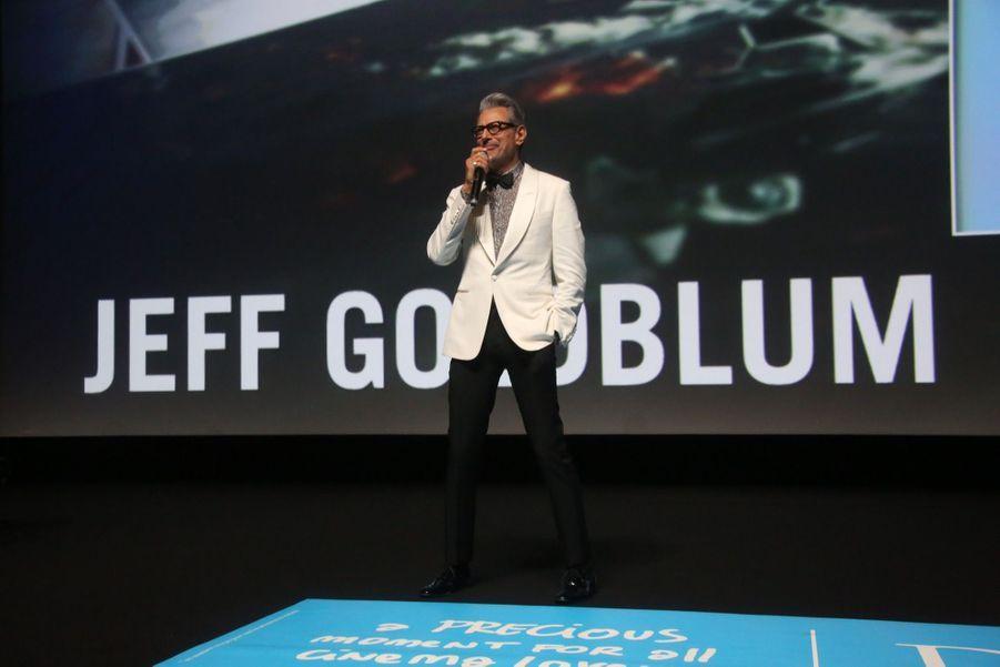 Jeff Goldblum Au Festival Du Film Américain De Deauville 2