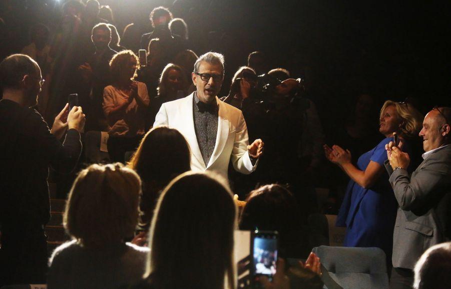 Jeff Goldblum Au Festival Du Film Américain De Deauville 3