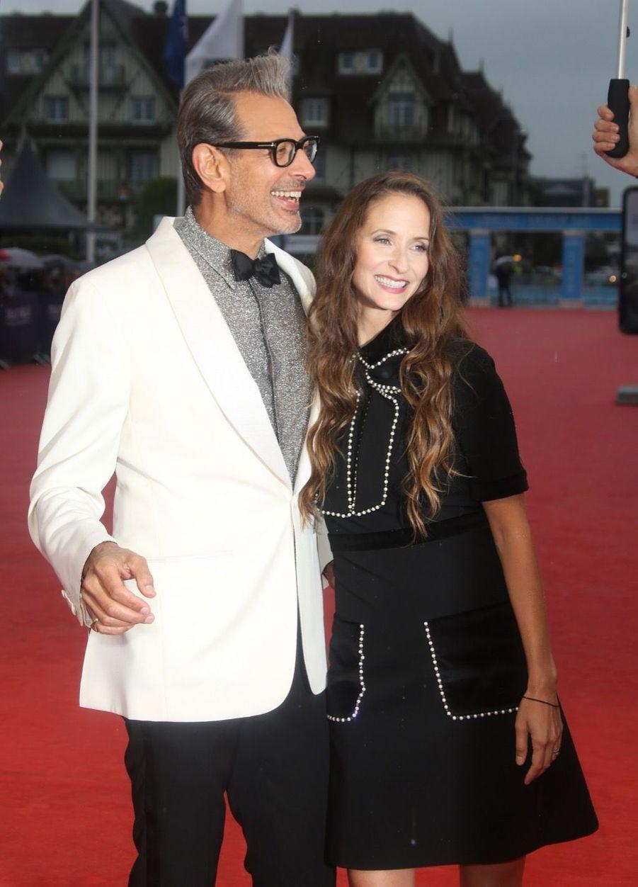 Jeff Goldblum Au Festival Du Film Américain De Deauville 4