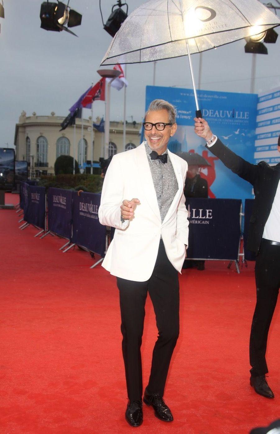 Jeff Goldblum Au Festival Du Film Américain De Deauville 5