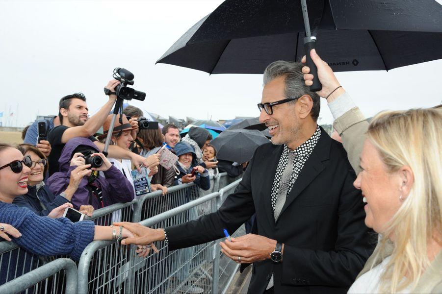 Jeff Goldblum Au Festival Du Film Américain De Deauville 7