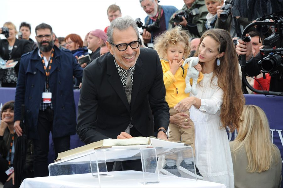Jeff Goldblum Au Festival Du Film Américain De Deauville 8