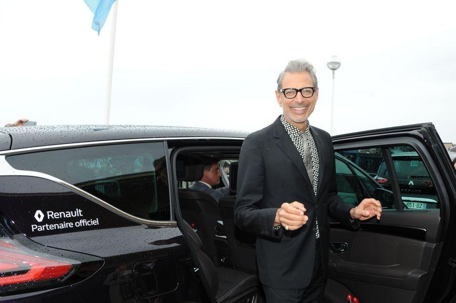 Jeff Goldblum Au Festival Du Film Américain De Deauville 9