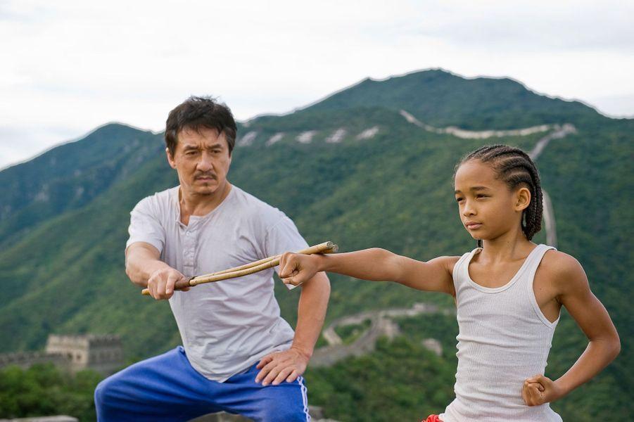"""""""Karate Kid"""" de Harald Zwart avec Jackie Chan et Jaden Smith (2010)"""