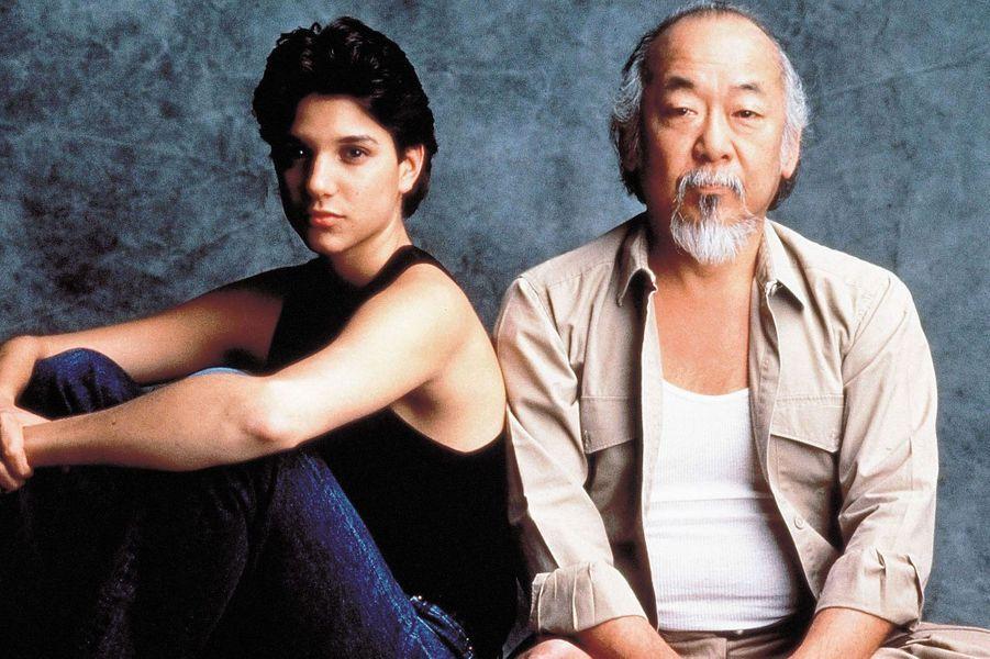 """""""Karate Kid"""" de John G. Avildsen avec Ralph Macchio (1984)"""