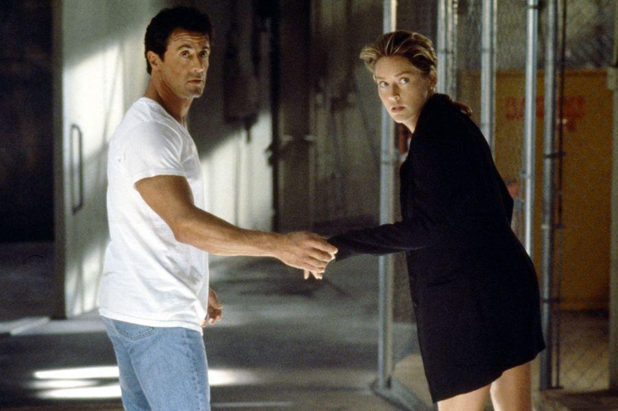 """""""L'expert"""" de Luis Llosa avec Sylvester Stallone et Sharon Stone (1994)"""