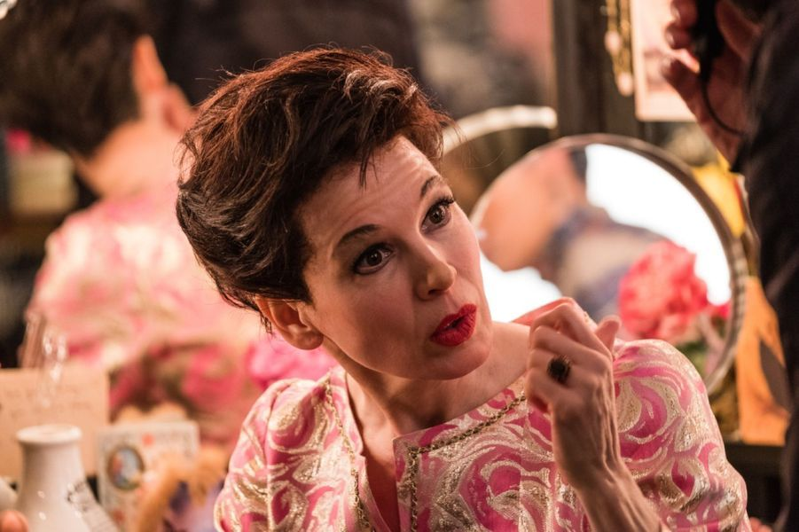 Renée Zellweger dans «Judy »