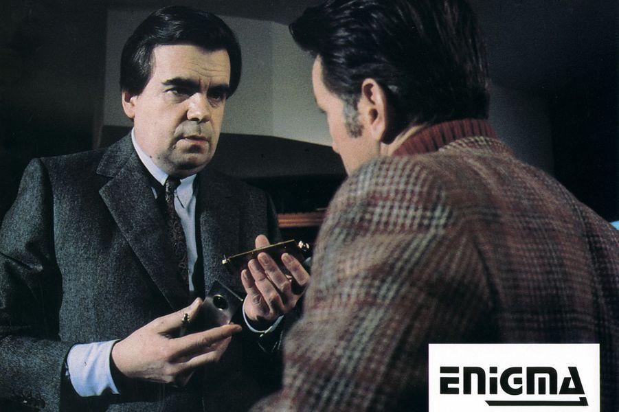 """Michael Lonsdale dans """"Enigma"""" deJeannot Szwarc"""