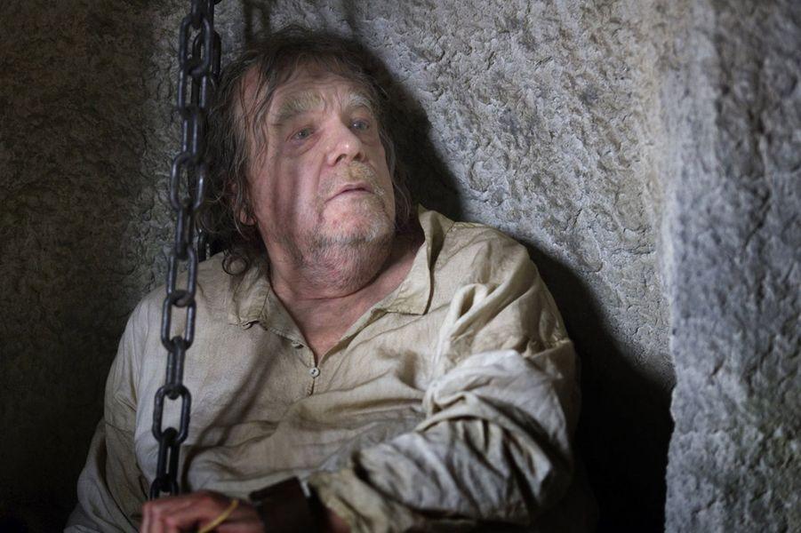 """Michael Lonsdale dans """"Les Fantômes de Goya"""" de Milos Forman"""