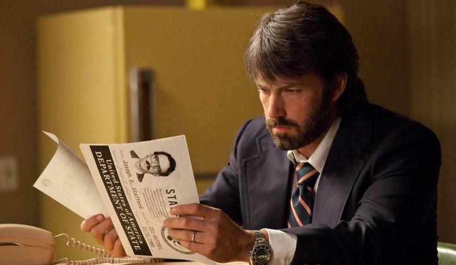L'acteur-réalisateur revient avec son troisième film, qui pourrait bien lui ouvrir les portes pour les Oscars... 2013.