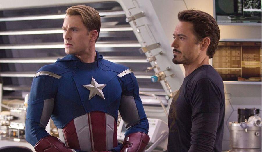 Thor + Hulk + Captain America + Iron Man + plein de nouveaux amis... Ne cherchez plus le carton de l'été 2012 au box-office.