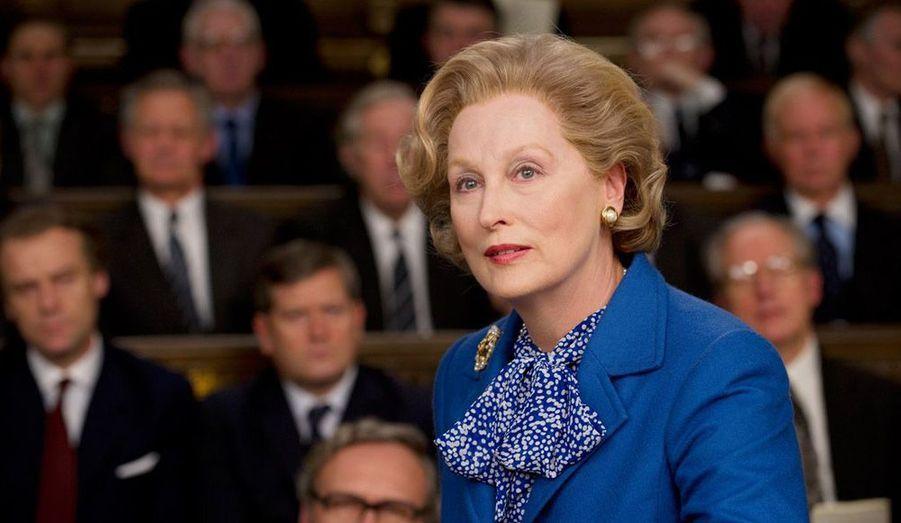 Oscars 2012. Meryl Streep en Margaret Thatcher est la grande favorite pour l'Oscar de la meilleure actrice.