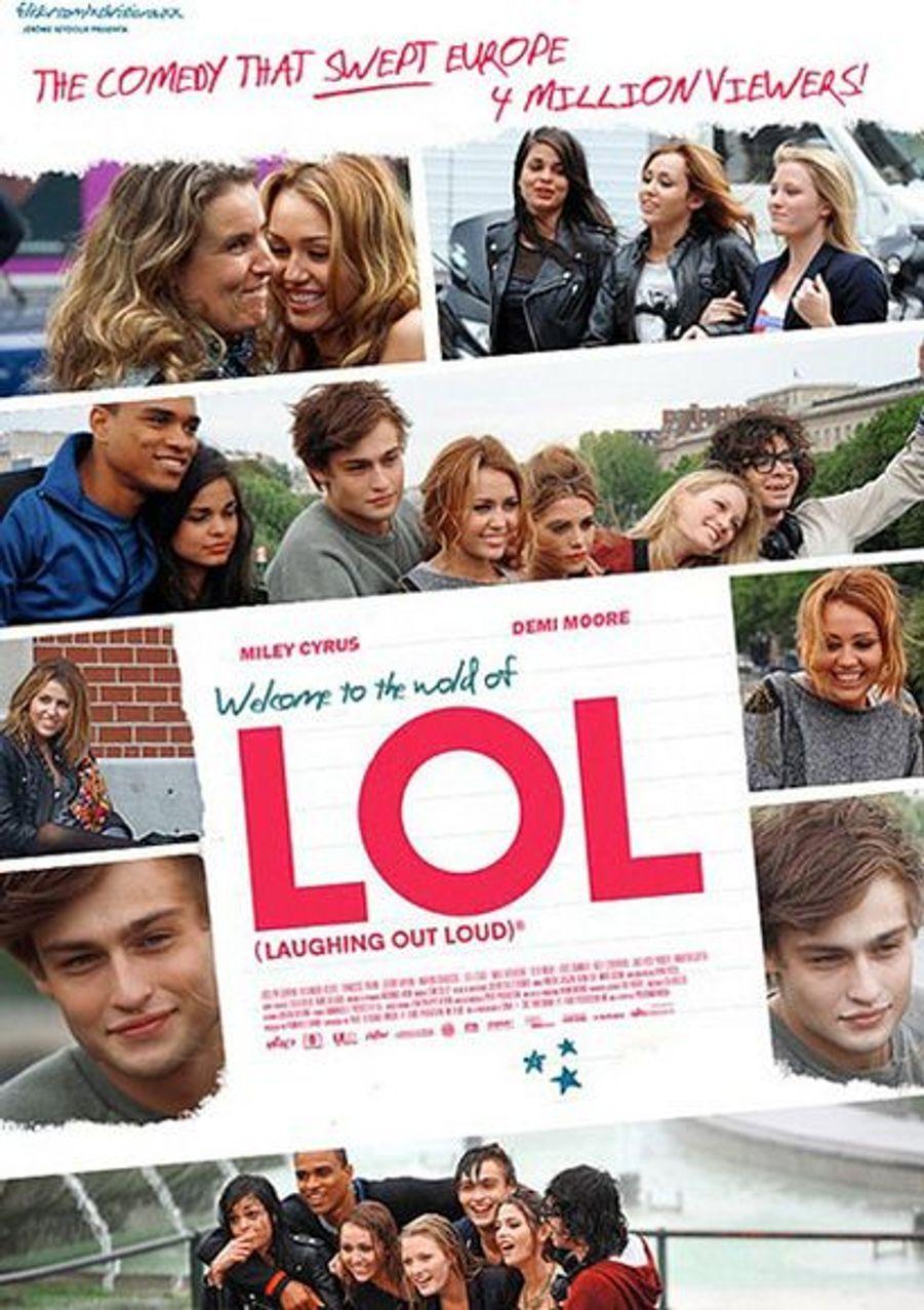 Comme son titre l'indique, c'est le remake de la comédie française avec Demi Moore en quadra désespérée.