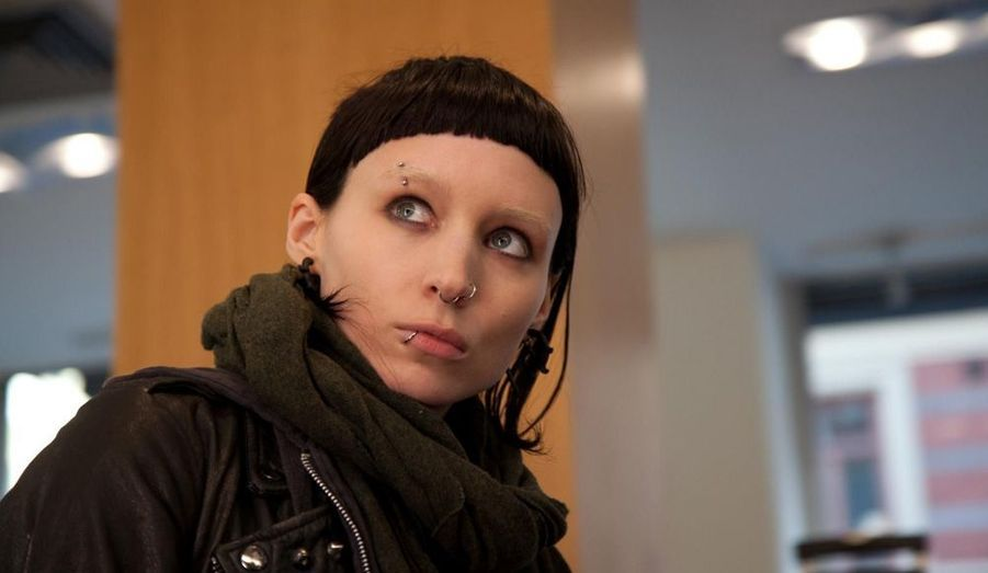 Oscars 2012. Le nouveau maître du suspense signe une adaptation du best-seller de Stieg Larsson. Et Rooney Mara en Lisbeth Salander pourrait bien recevoir l'Oscar de la meilleure actrice dans un second rôle.