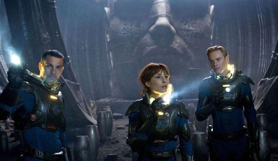 """Un retour aux origines de la saga """"Alien"""", par un grand maître de la science-fiction."""
